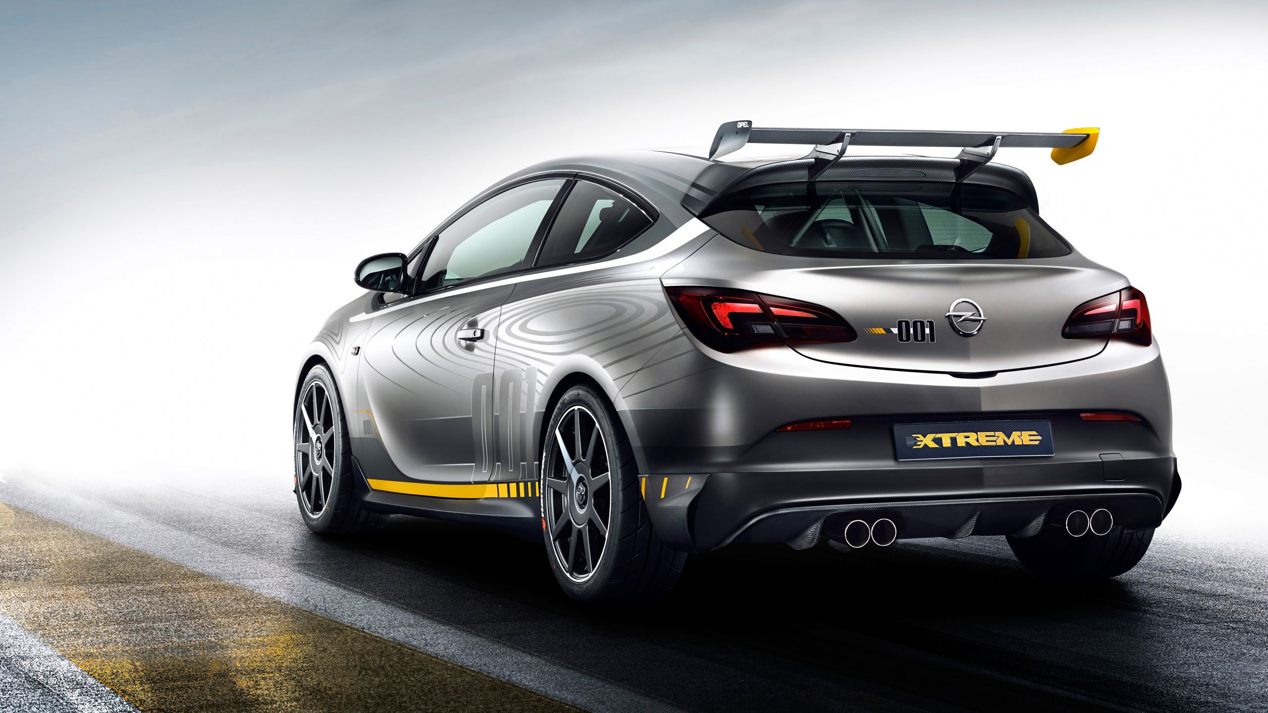 2014 Opel Astra OPC Extreme 2 Wallpaper | HD Car Wallpapers