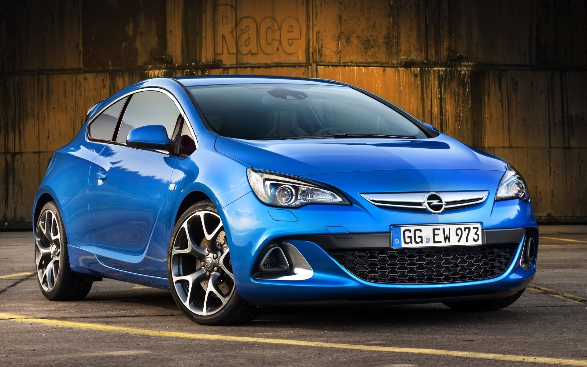 15 Opel Astra HD Wallpapers | Backgrounds - Wallpaper Abyss