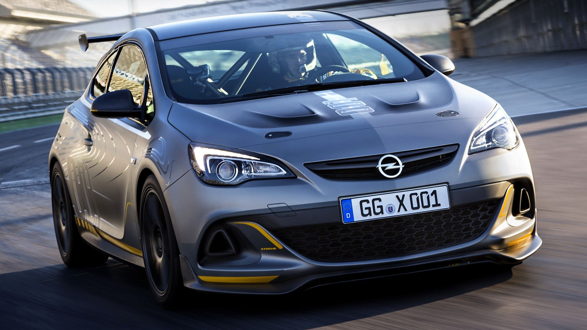 Opel Astra OPC Extreme Concept (2014) Wallpapers and HD Images ...