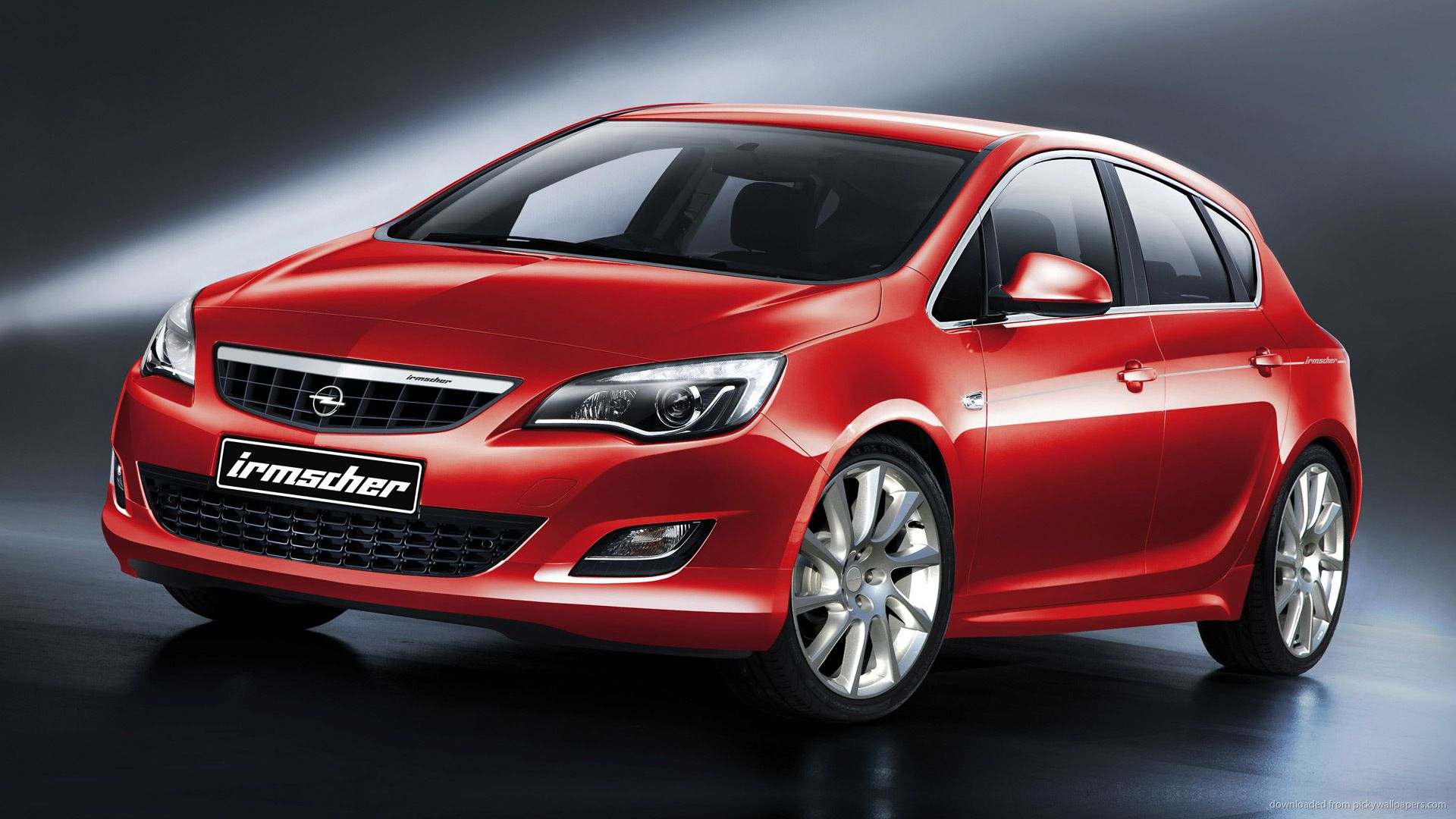 Opel Astra Wallpaper For Nokia X2