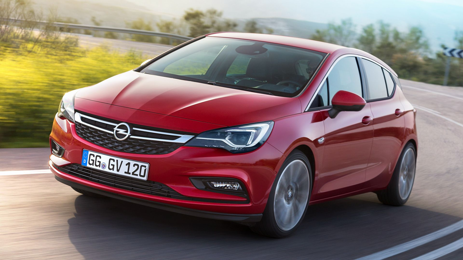 Opel Astra (2015) Wallpapers and HD Images - Car Pixel