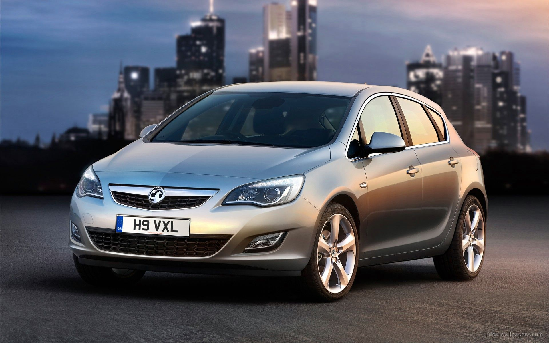 2010 Vauxhall Astra Wallpaper | HD Car Wallpapers