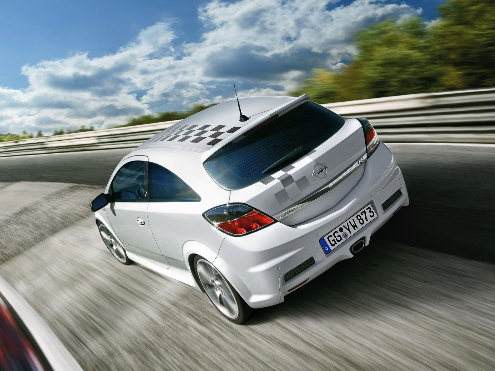 Opel Astra GTC wallpapers and images - wallpapers, pictures, photos