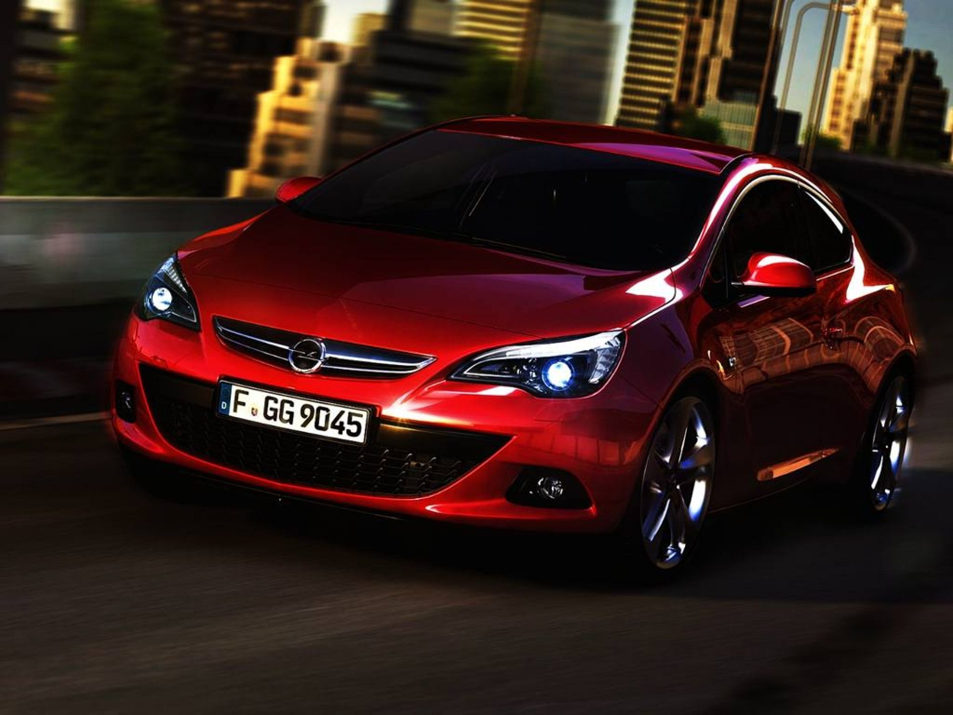 Opel free hd wallpapers and car pictures for desktop backgrounds