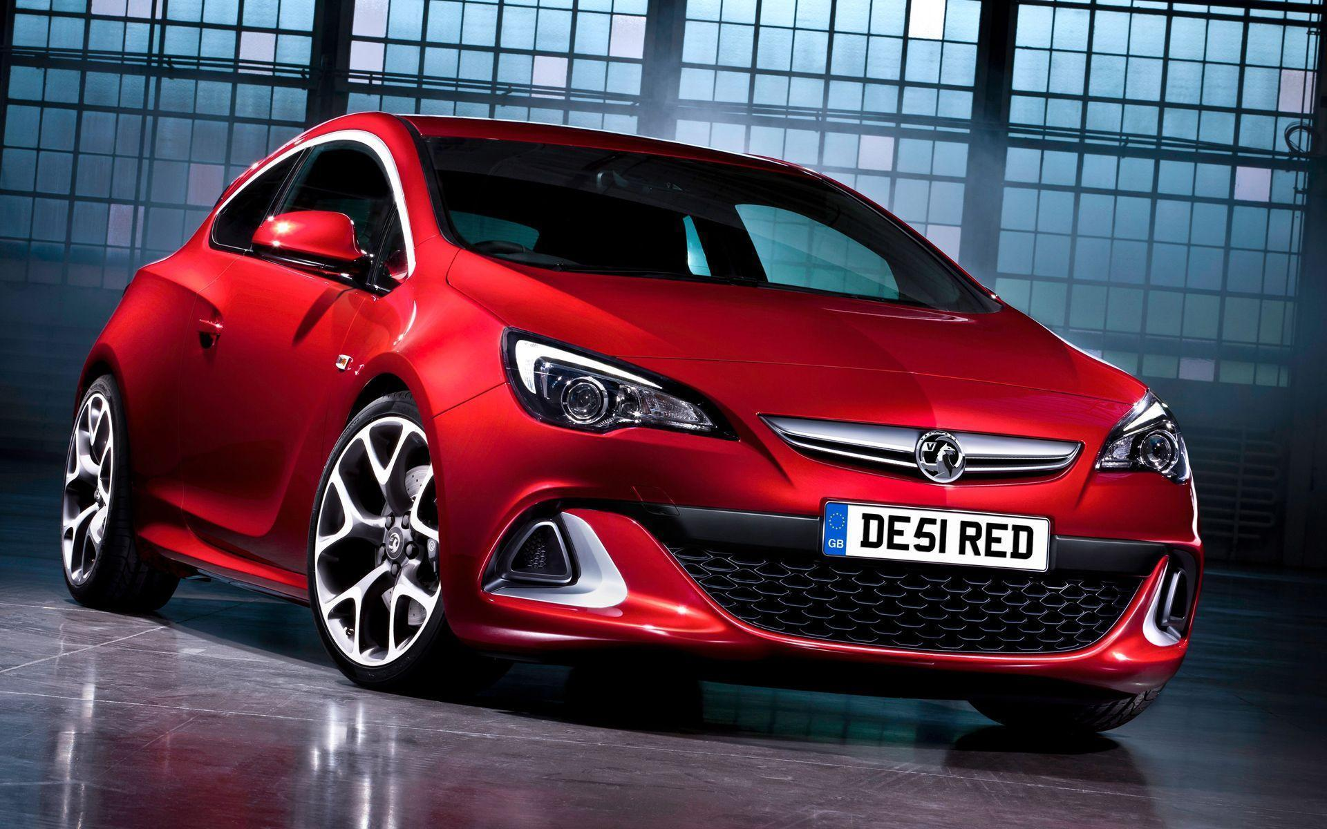 2012 Vauxhall Astra VXR Wallpaper | HD Car Wallpapers