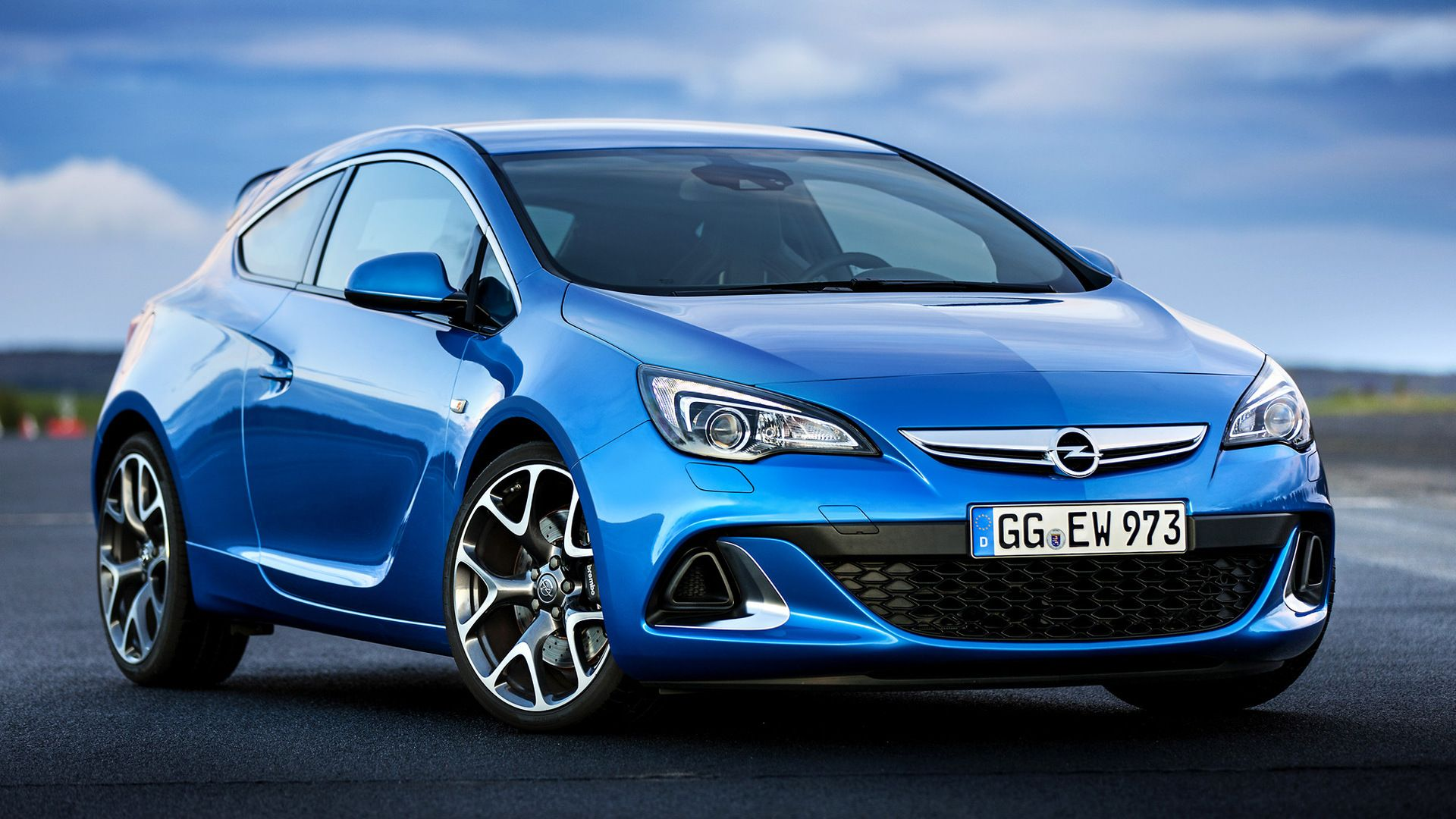 Opel Astra OPC (2011) Wallpapers and HD Images - Car Pixel