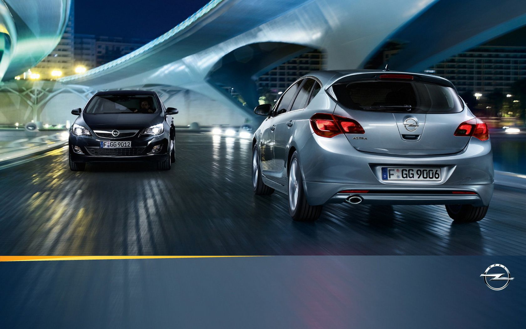 Opel Astra wallpapers and images - wallpapers, pictures, photos