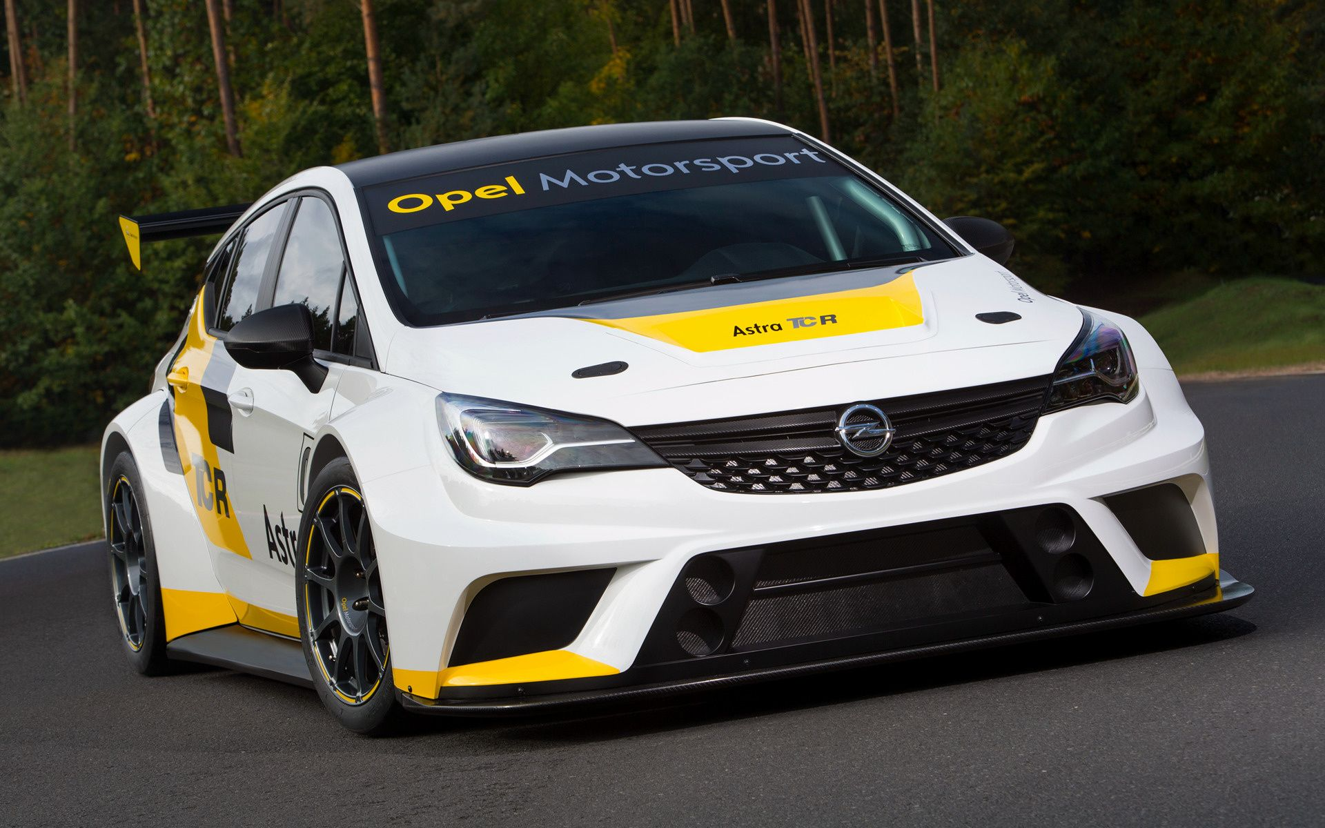 Opel Astra TCR (2016) Wallpapers and HD Images - Car Pixel