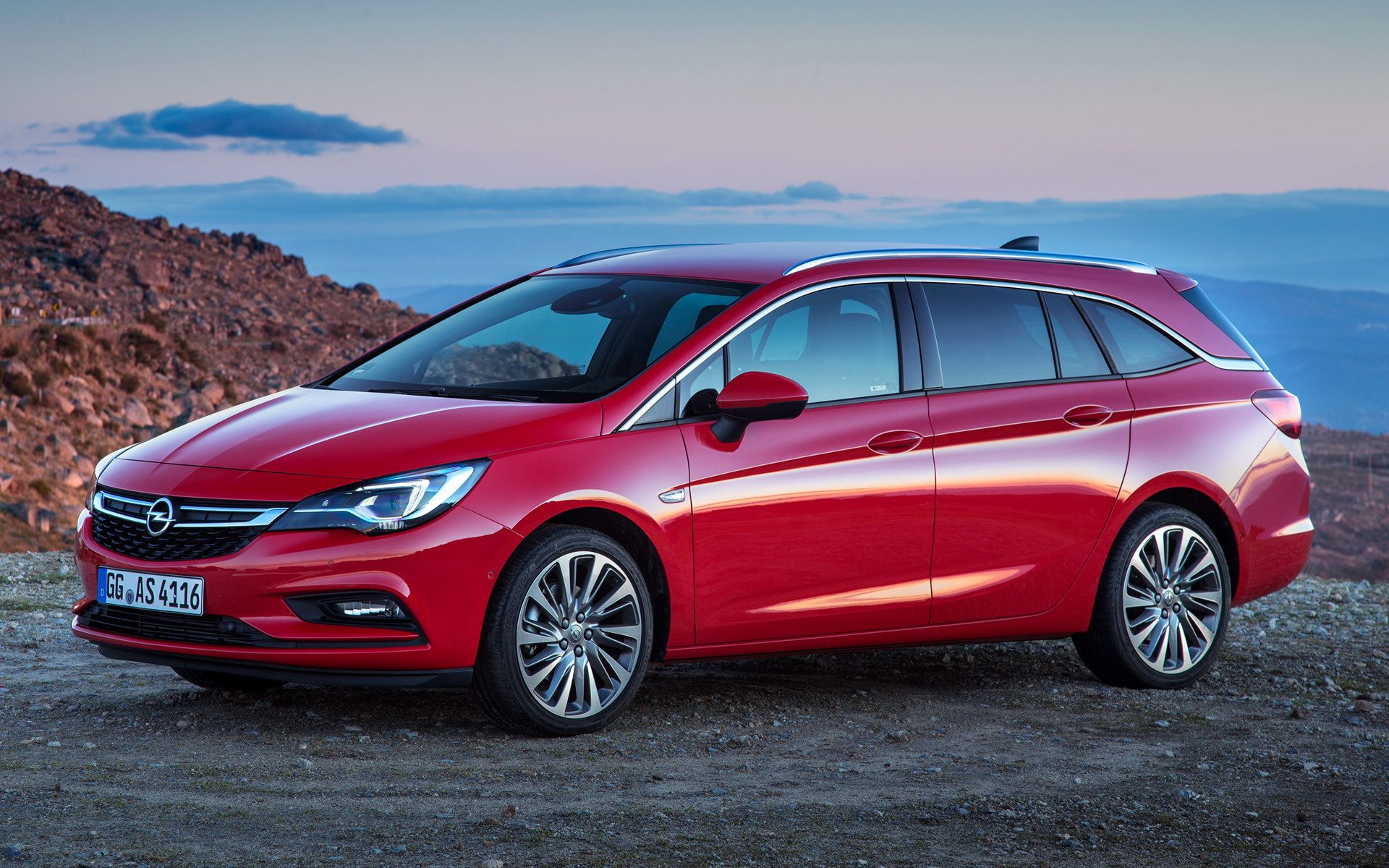 Opel Astra Sports Tourer (2016) Wallpapers and HD Images - Car Pixel