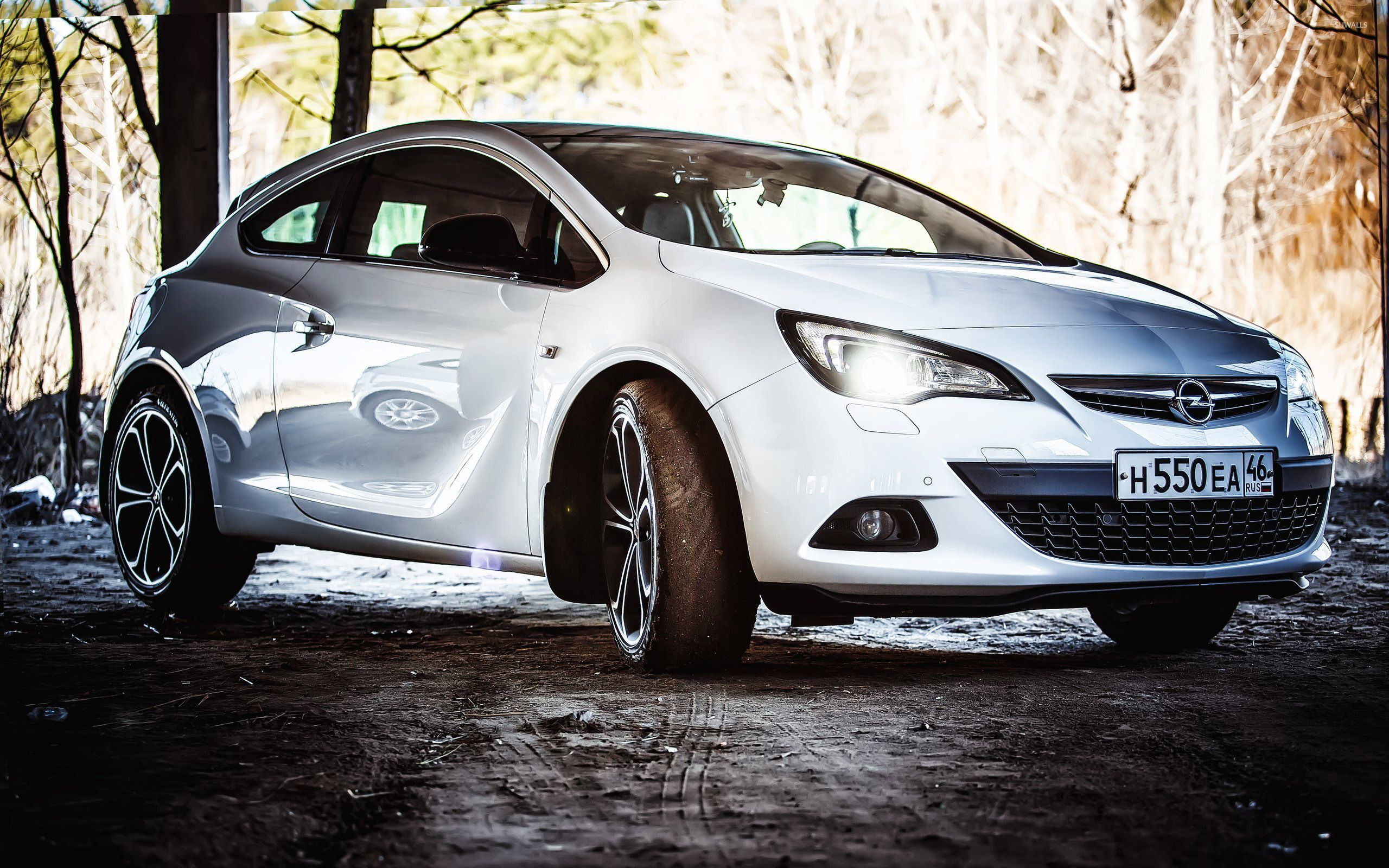 Opel Astra [4] wallpaper - Car wallpapers - #47882
