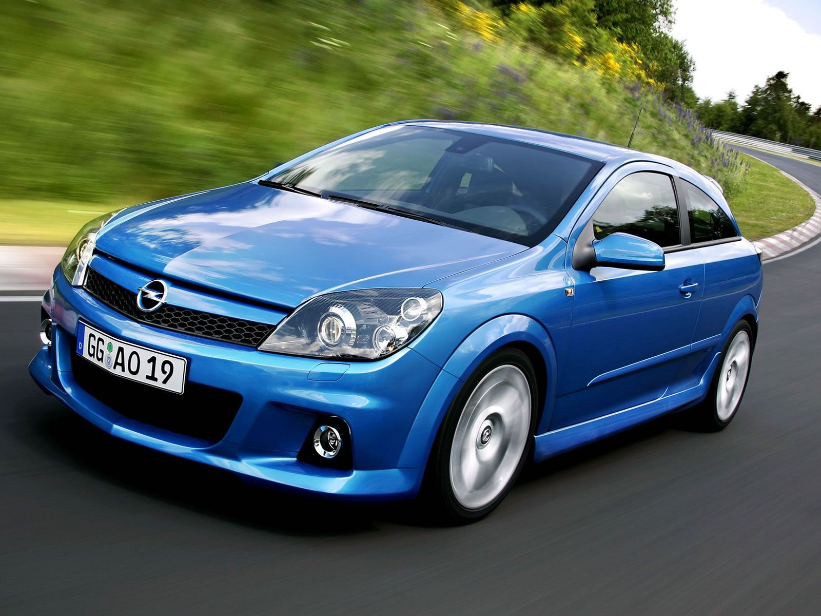 626 cars opel astra opc wallpaper - Wallpapers - Wallpapers HD ...