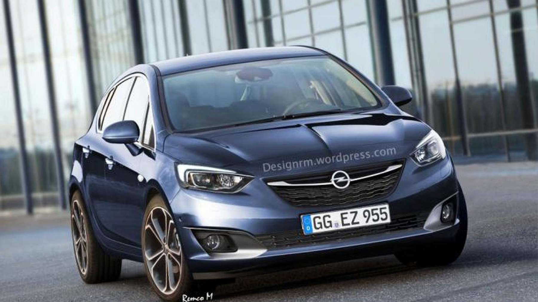 Opel Astra wallpapers, specs and news - AllCarModels.net
