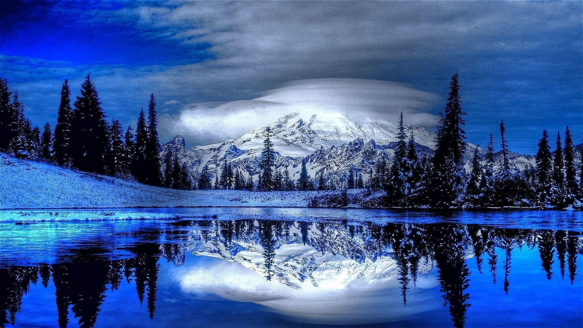 30 Best Collection of Winter Wallpapers   ForestWonders