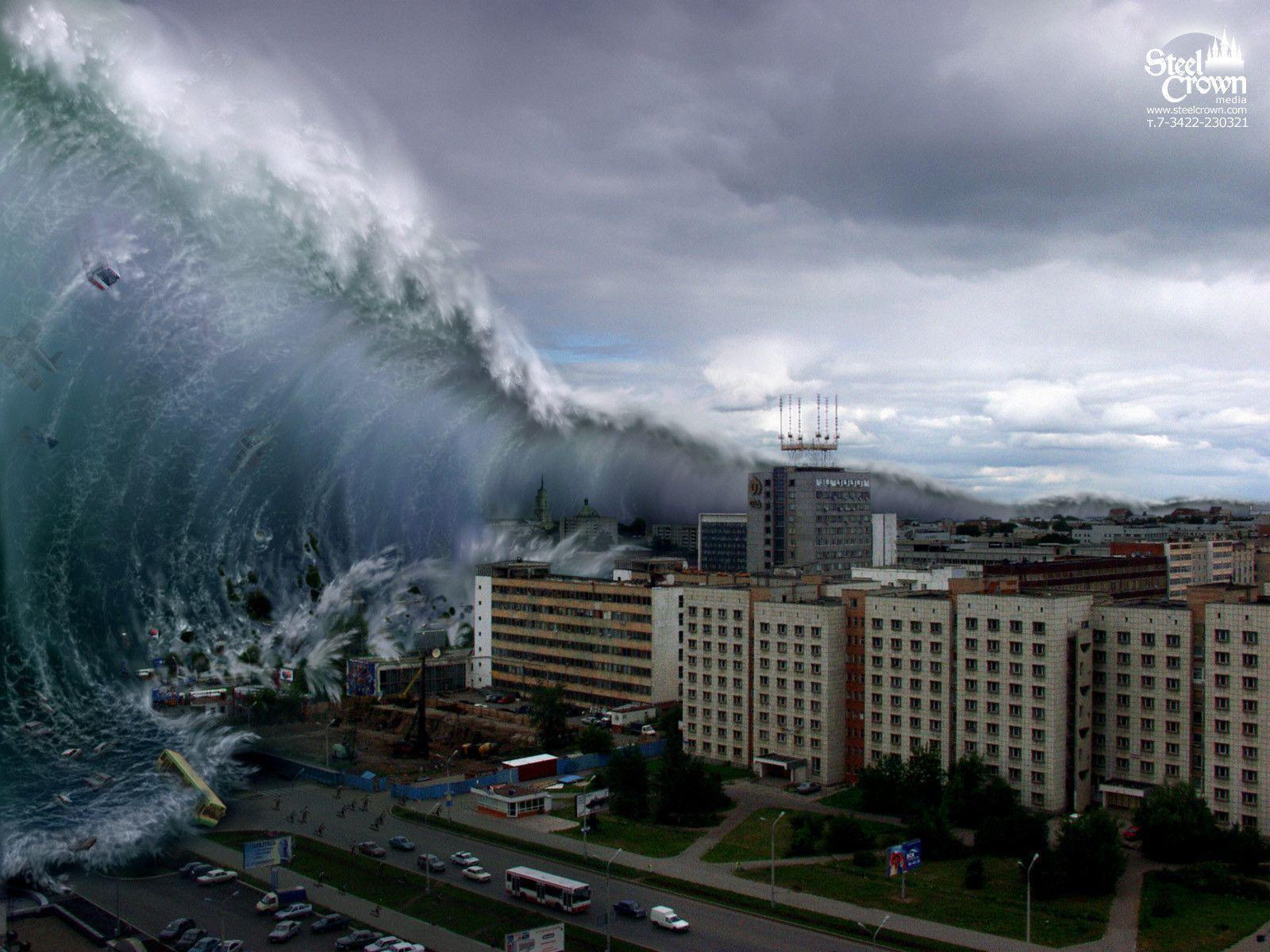 Download Tsunami Wallpaper 1600x1200 | Wallpoper #397706