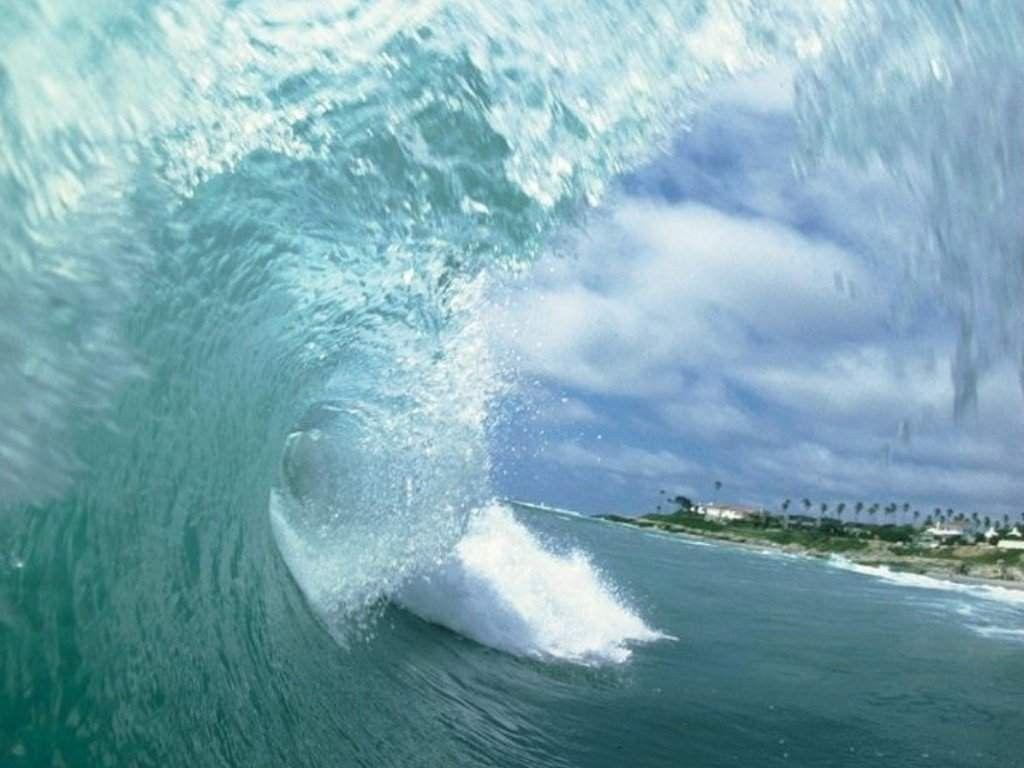 Hd Wallpapers Tsunami Waves 1600 X 1200 472 Kb Jpeg | HD ...