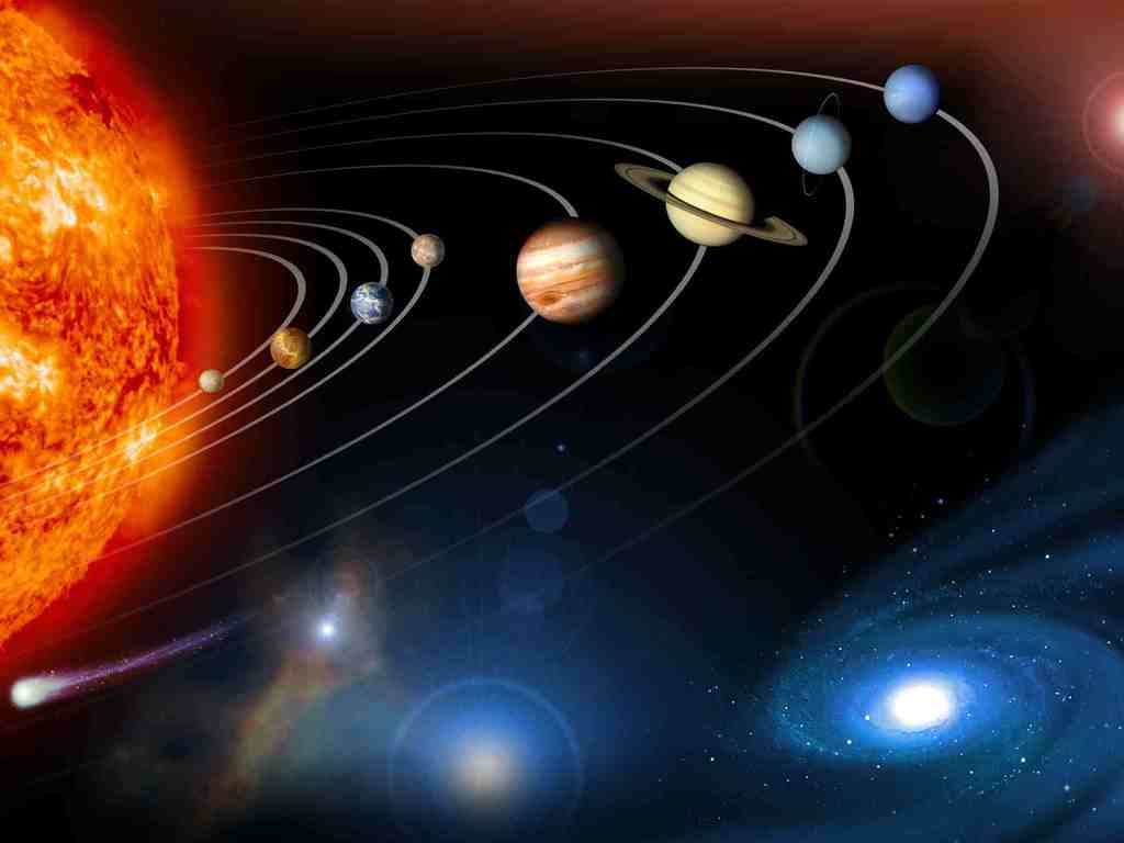 space planets wallpaper img20 «1024x768 «Space art «Universe ...