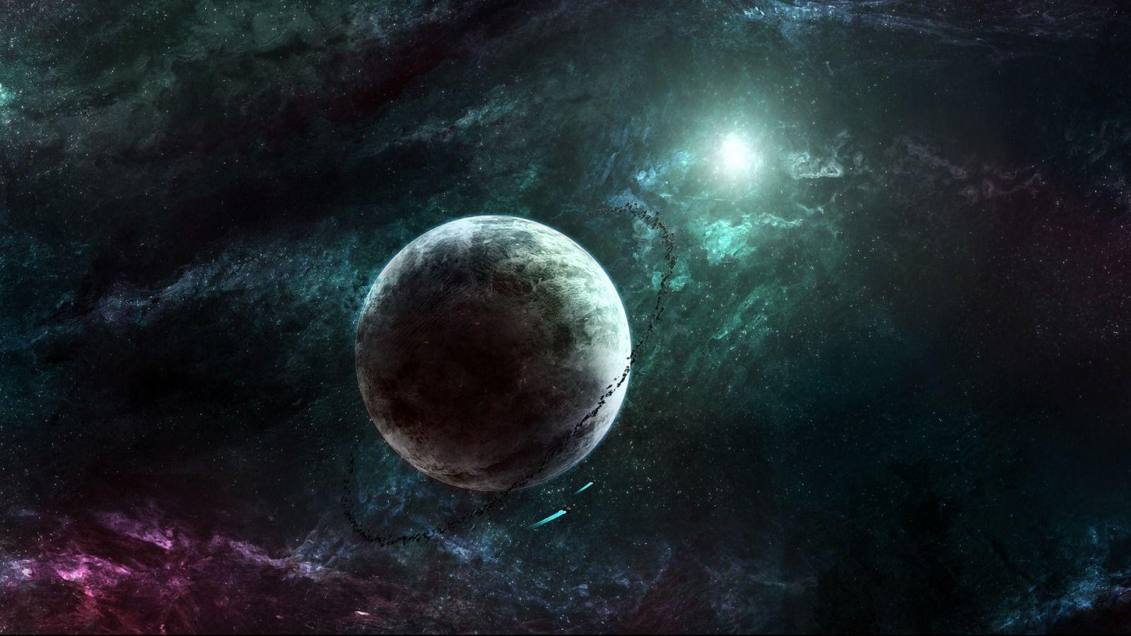 Hd Wallpapers Space Planets Background 1 HD Wallpapers   Hdwalljoy.