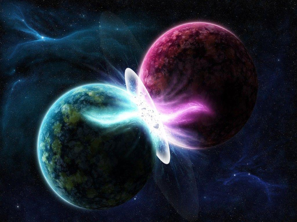 space planets wallpaper img28 «1024x768 «Space art «Universe ...