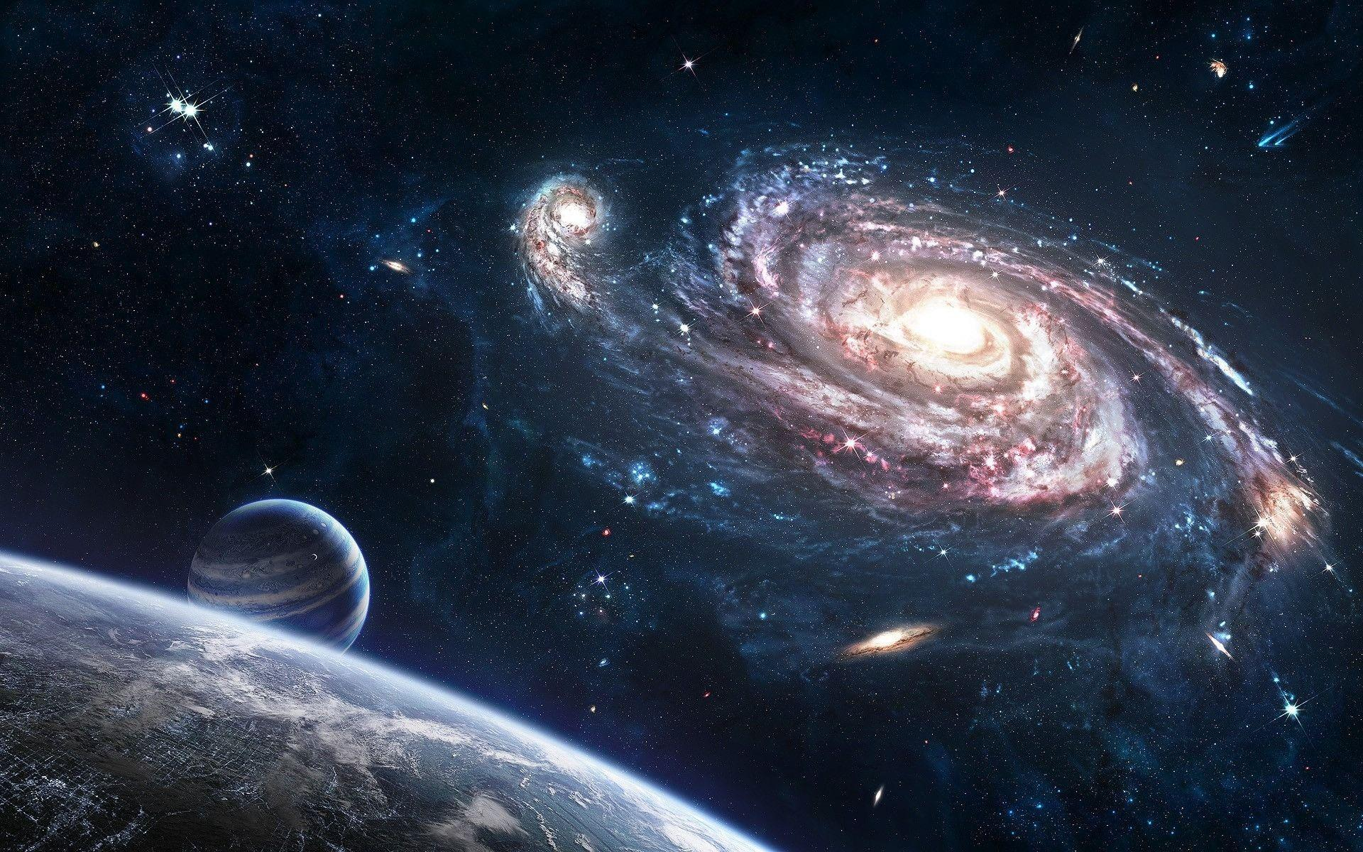 Space planets wallpapers and images - wallpapers, pictures, photos