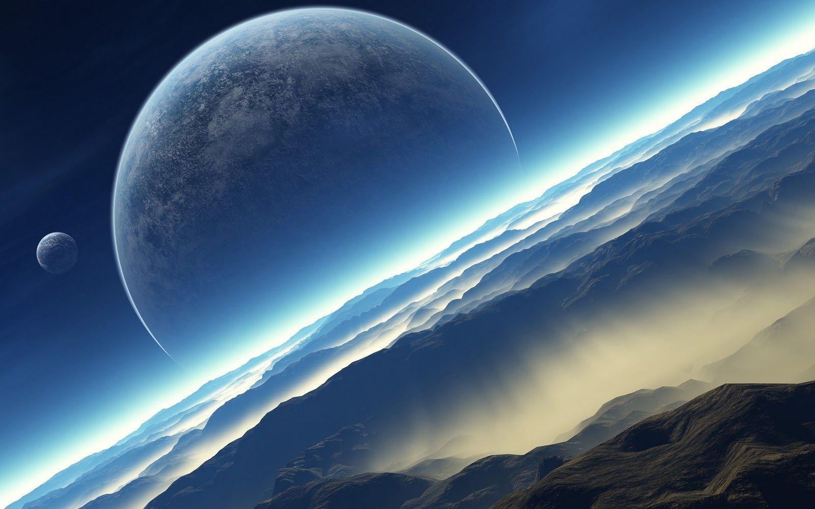 Wallpapers For > Space And Planets Wallpapers Hd