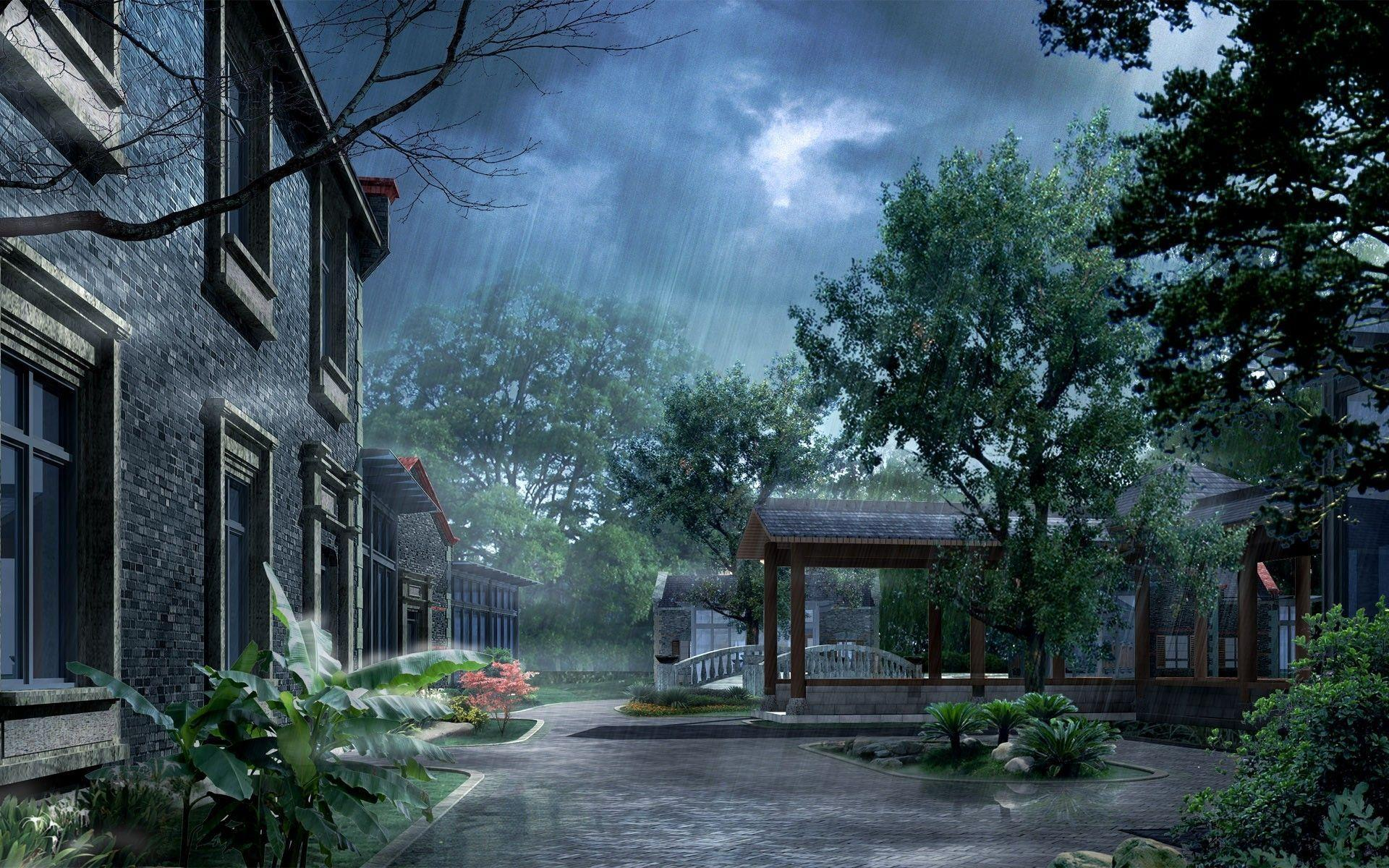 Rainy Day Wallpapers - Full HD wallpaper search
