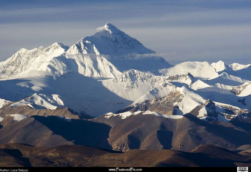 North Face of Mount Everest | Featured Wallpaper