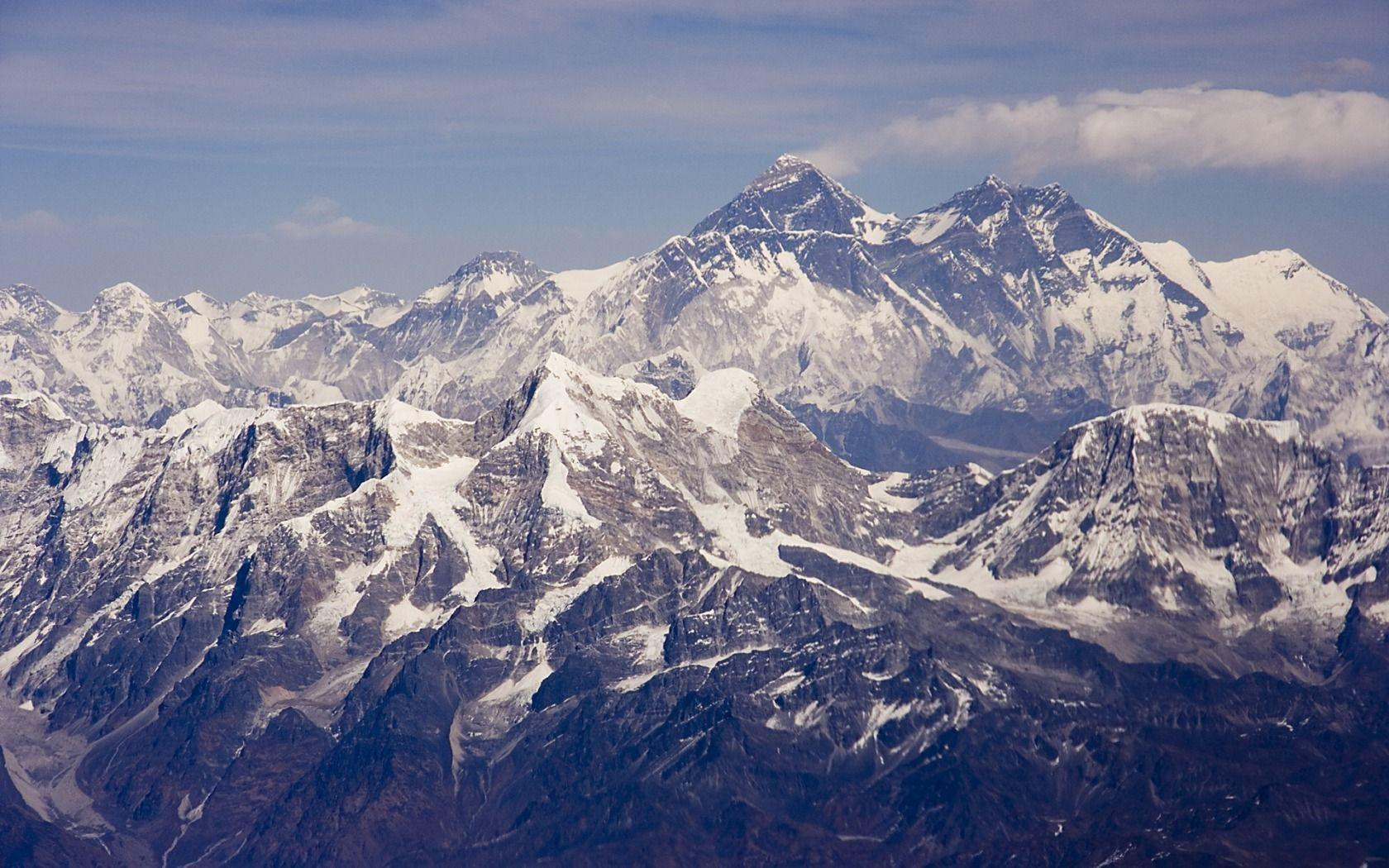 Mount Everest Hd desktop Wallpaper | HD Wallpapers Again