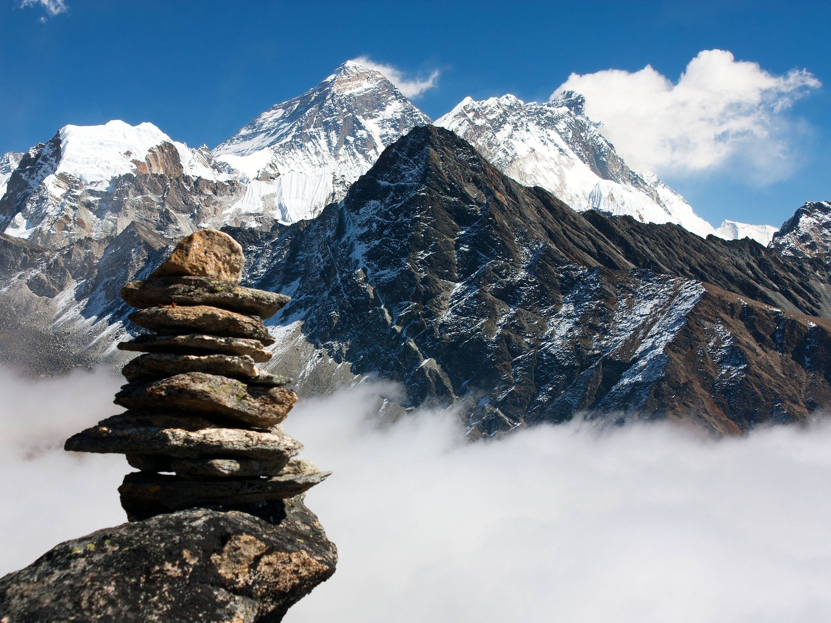 Mount Everest Wallpapers | Free Desk Wallpapers