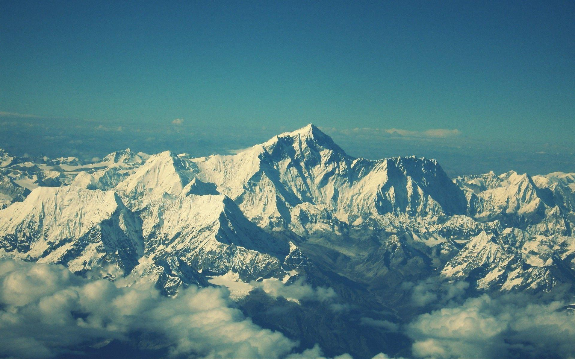Image For > Everest Wallpapers 1920
