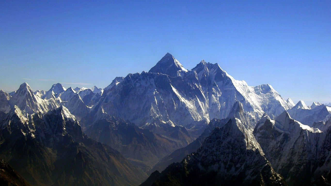 Image For > Mount Everest Wallpapers 1920x1080