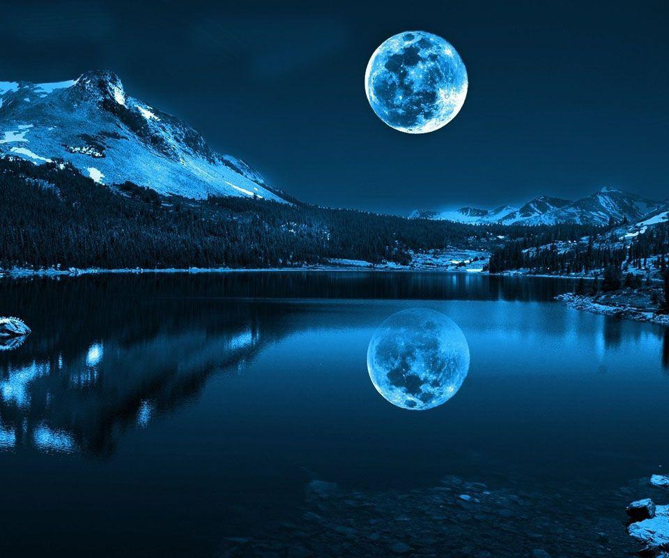 Full Moon Wallpapers For Desktop   coolstyle