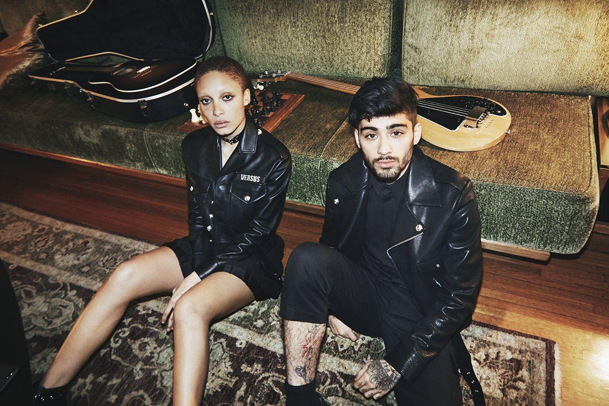 Check Out Gigi Hadid's Intimate Photos of Zayn Malik for the ...