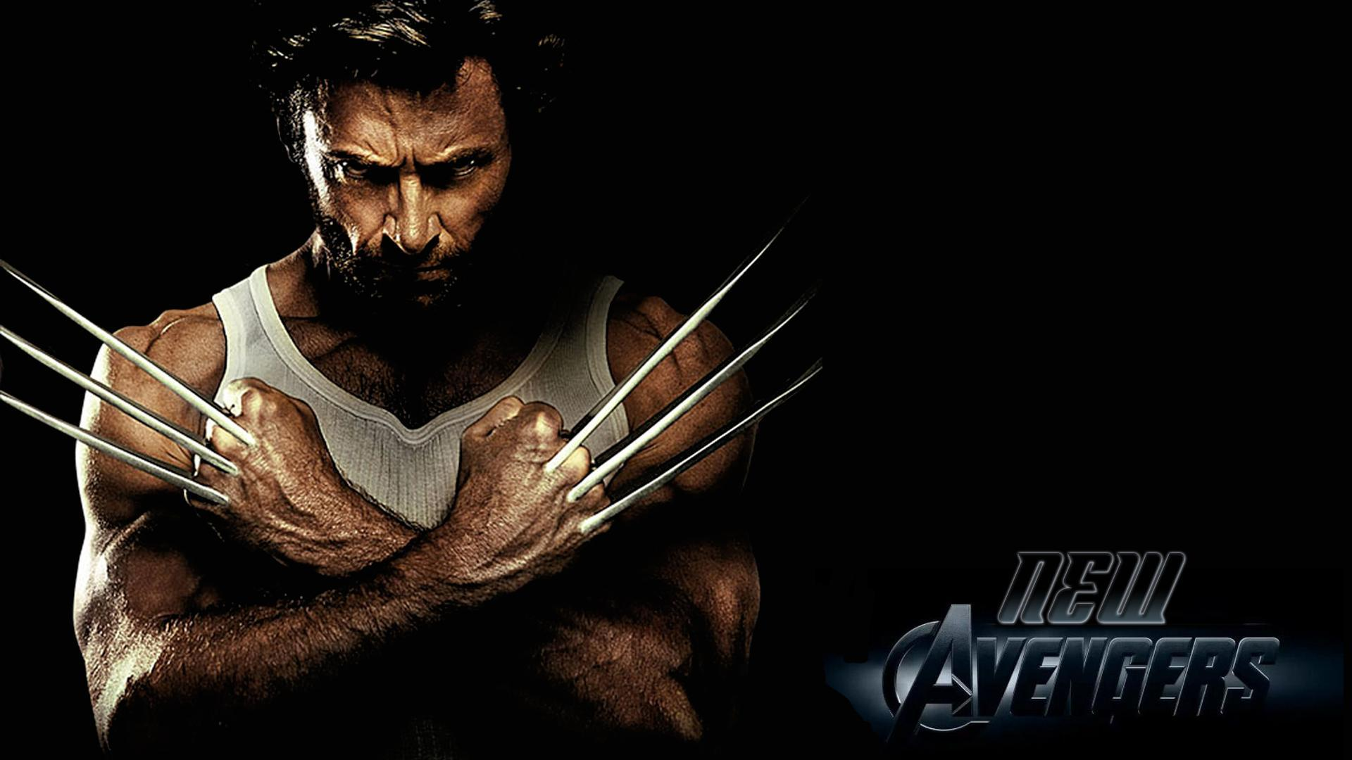 New Avengers - Wolverine HD Wallpaper » FullHDWpp - Full HD ...