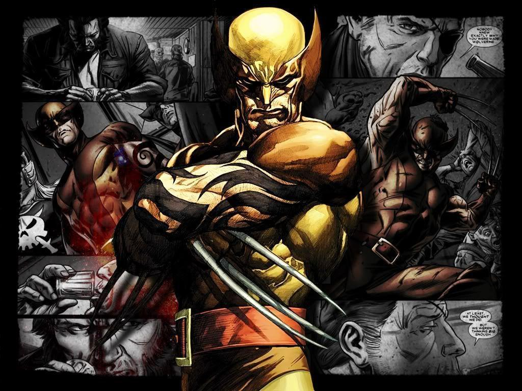 Wolverine Wallpapers - HD Wallpapers Inn