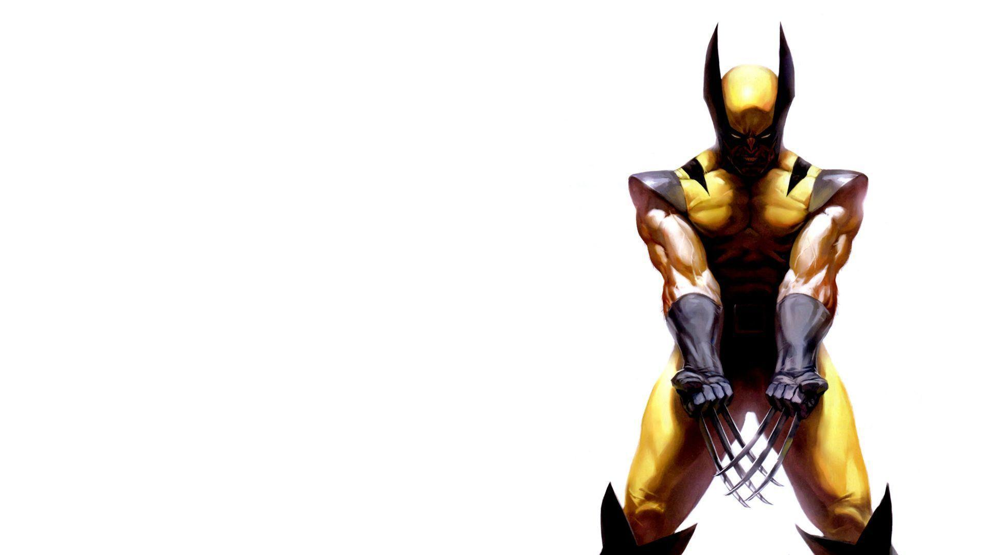 Wolverine HD wallpaper - known as Logan in the Marvel Comics
