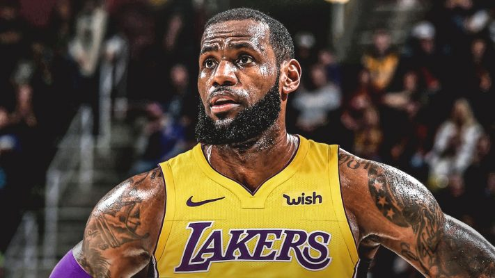 LeBron James Los Angeles Lakers - Report: Executives Around NBA Believe LeBron Has Already Decided to ... - Lebron James Lakers Wallpapers