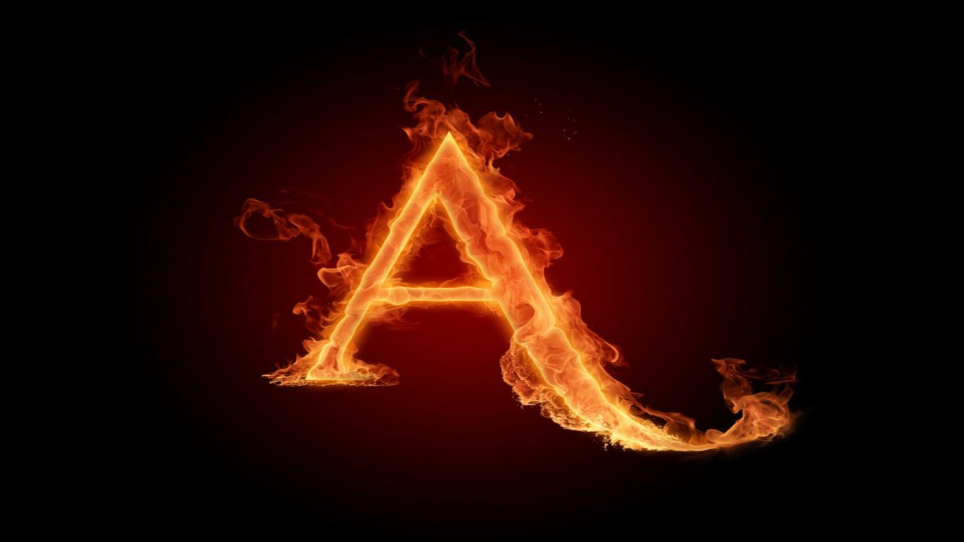In Gallery: Letter A Wallpaper, 43 Letter A HD Wallpapers ...