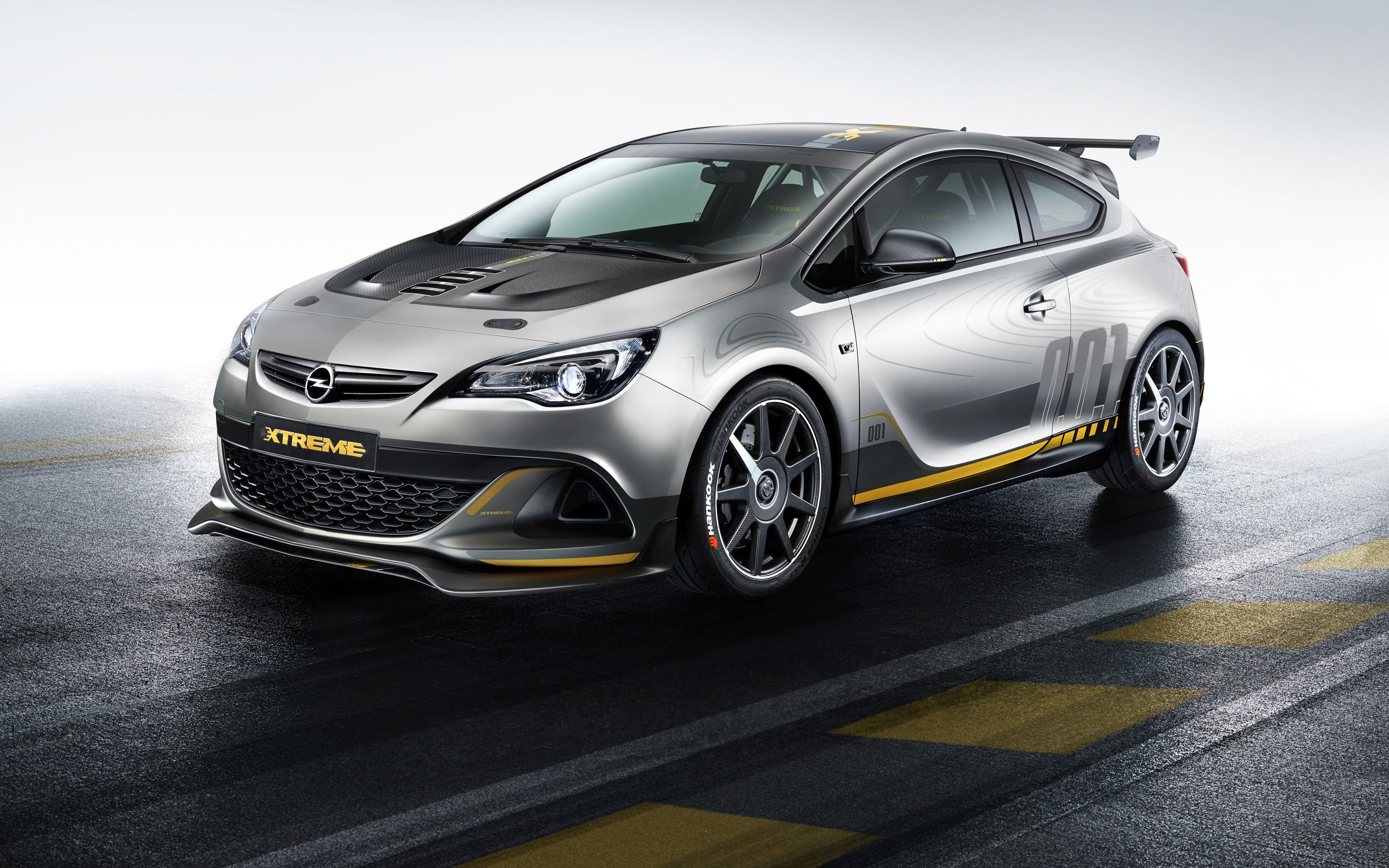 2014 Opel Astra OPC Extreme Wallpaper | HD Car Wallpapers