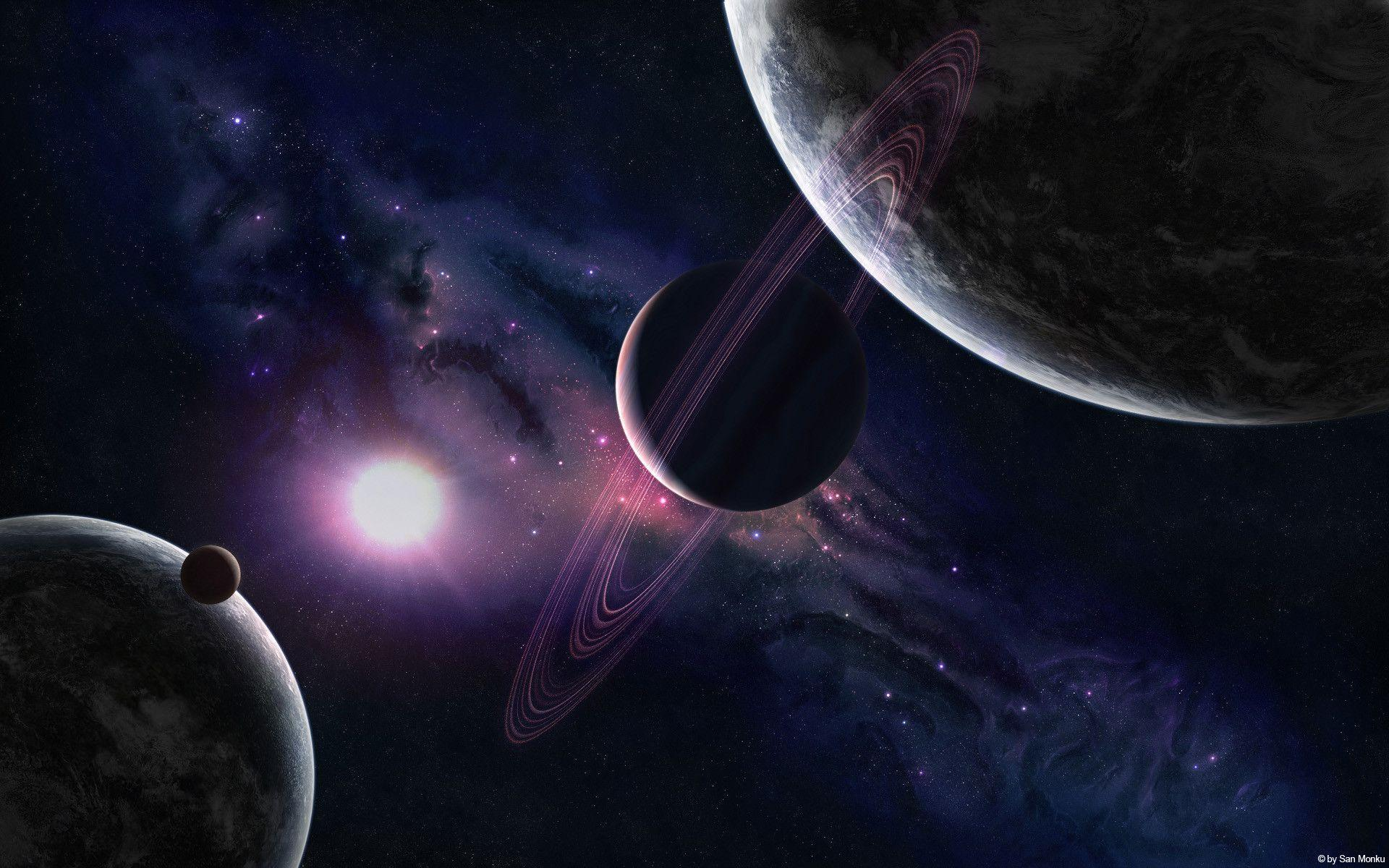 Hd Wallpapers Space Planets Hd Pictures 4 HD Wallpapers   Hdimges.