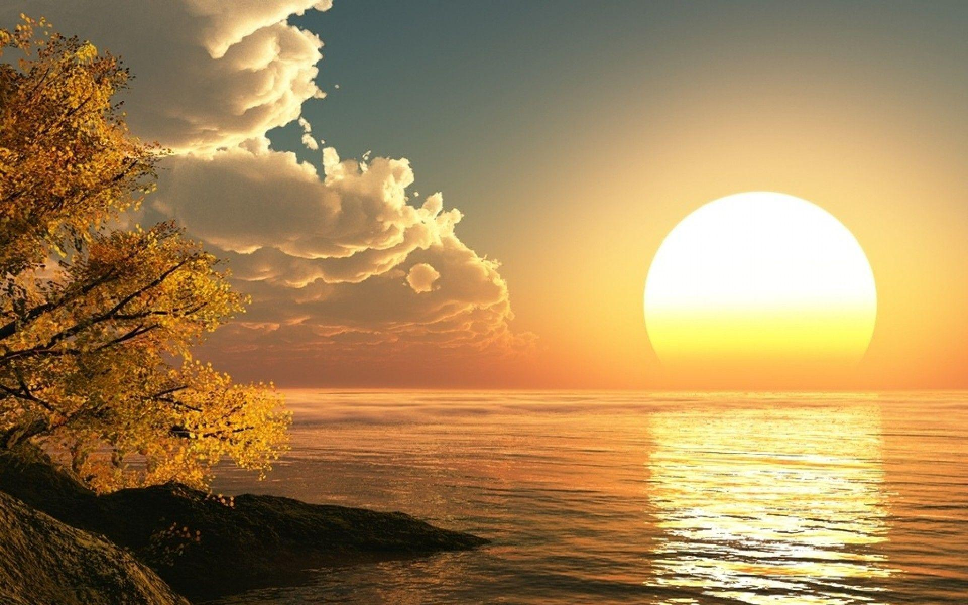 Rising Sun Wallpapers - Full HD wallpaper search