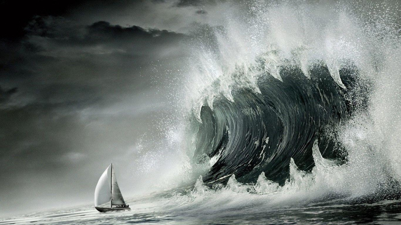 Tsunami Pictures HD Wallpaper 29 - Hd Wallpapers