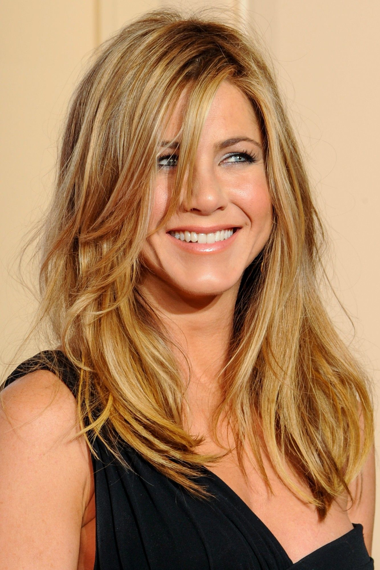 jennifer aniston half up half down hairstyles | Hairstyle Gallery ...