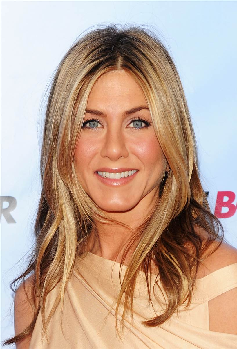 Jennifer Aniston's hairstyles & hair evolution - TODAY.com