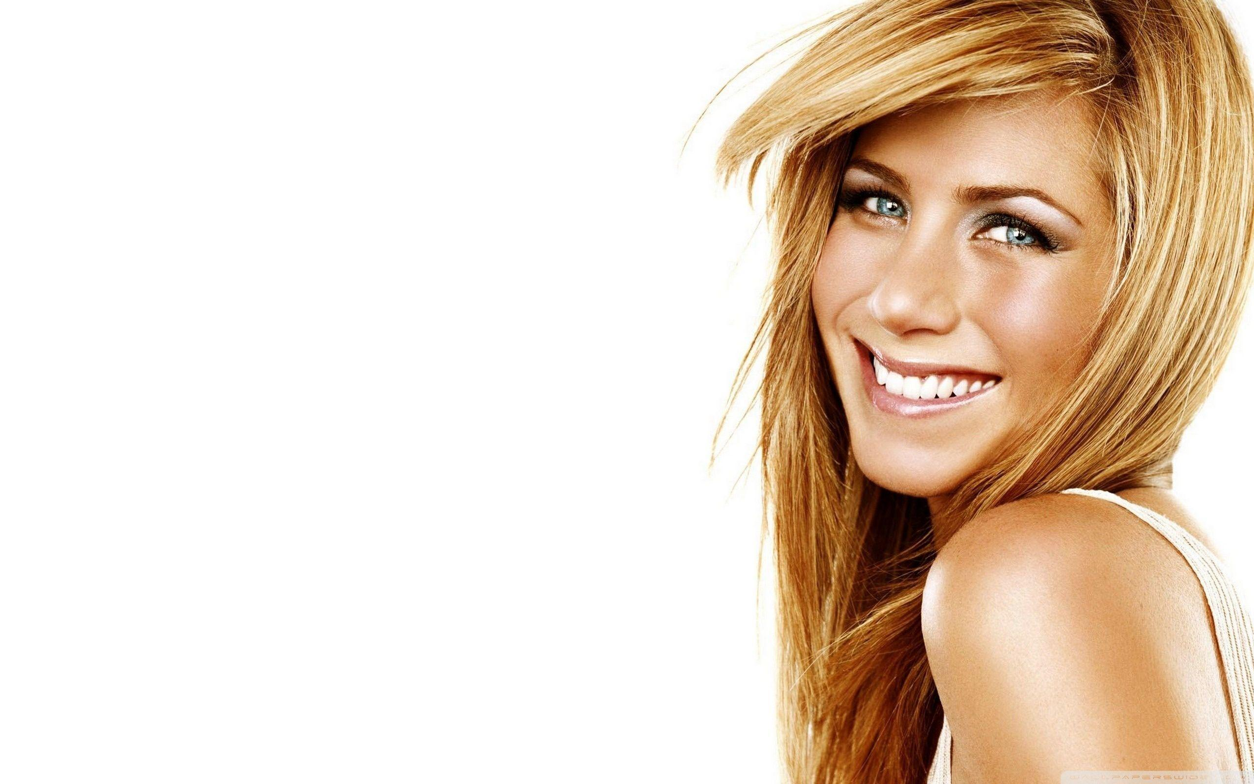 Jennifer Aniston Smiling HD desktop wallpaper : High Definition ...