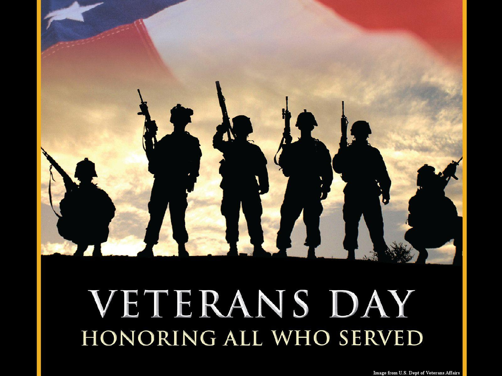 Free Veterans Day PowerPoint Backgrounds Download | PowerPoint Tips