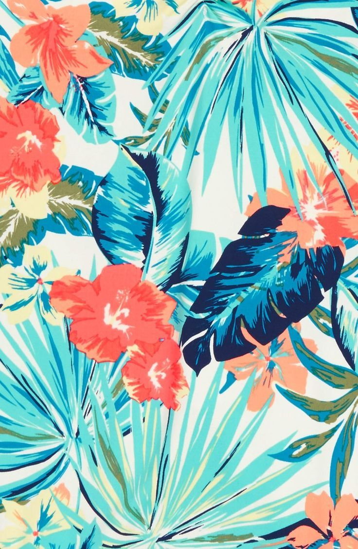 1129 best TROPICAL PRINT AND PATTERN images on Pinterest ...