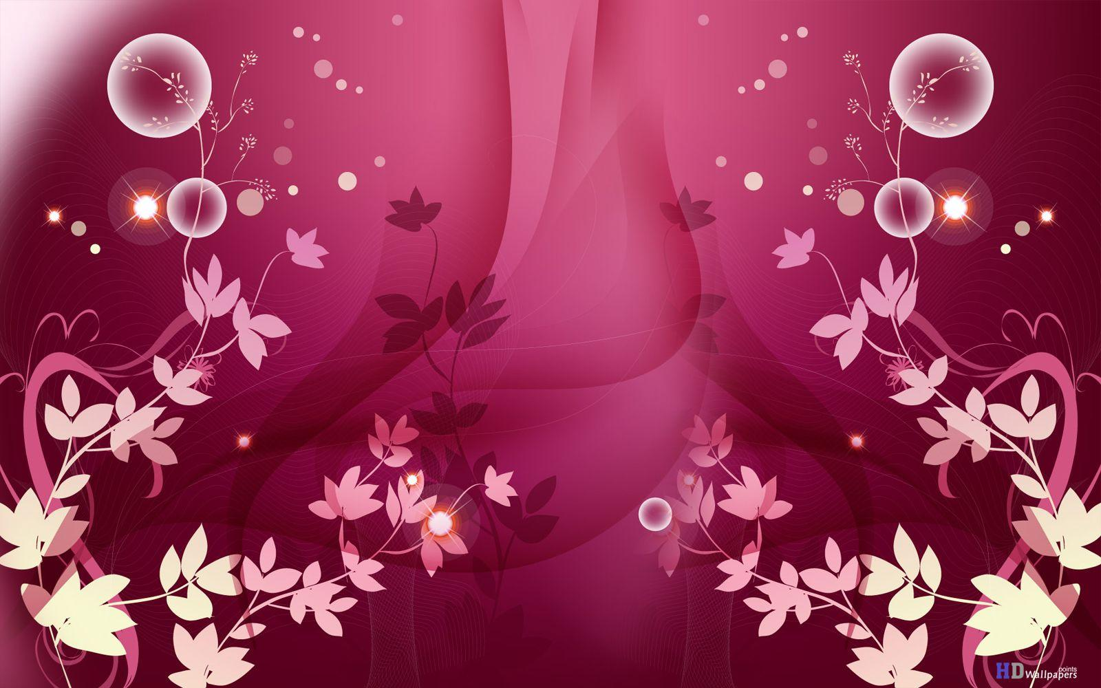 Pink Flowers Wallpaper Collection (39+)
