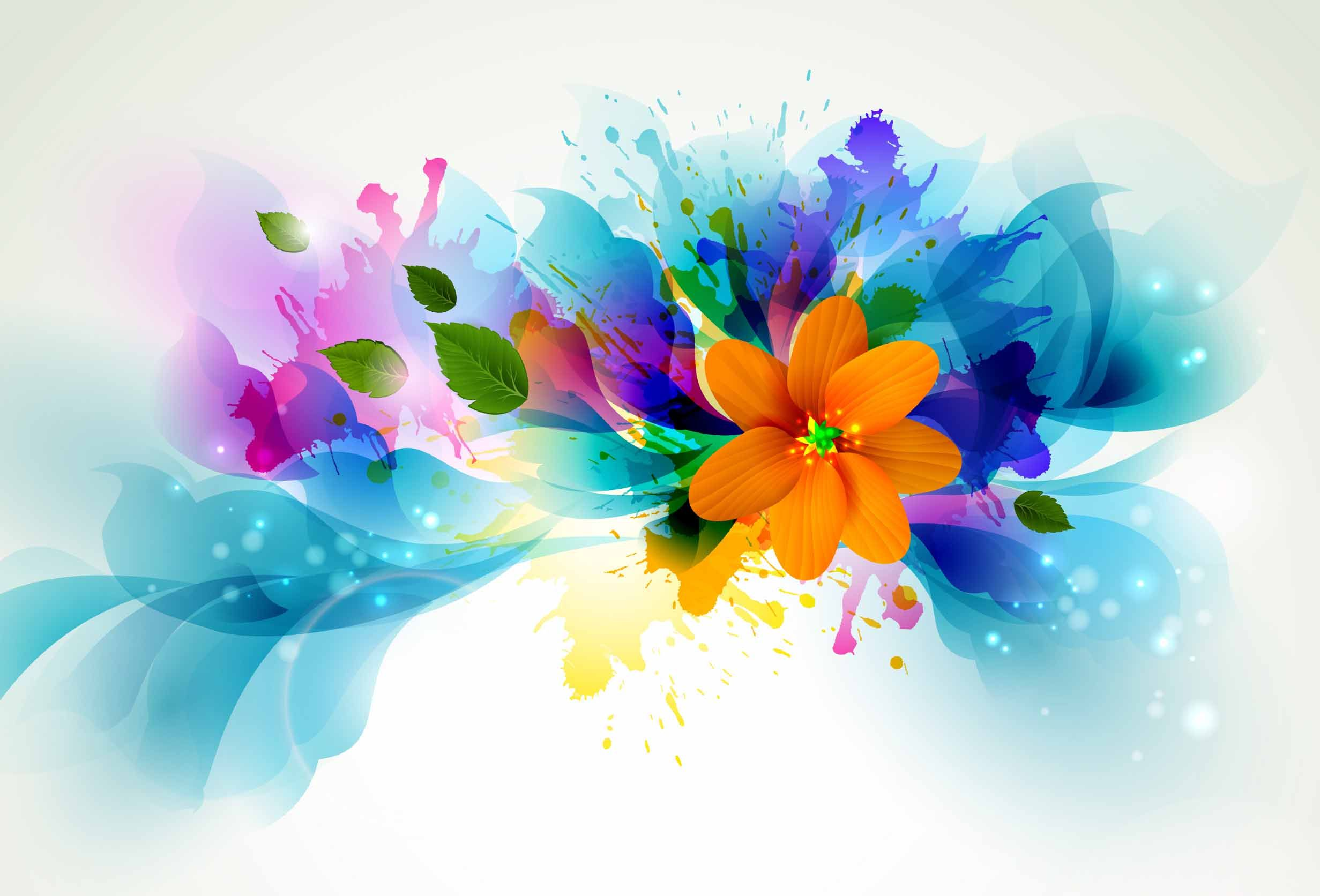 3D Flowers wallpapers #6983218