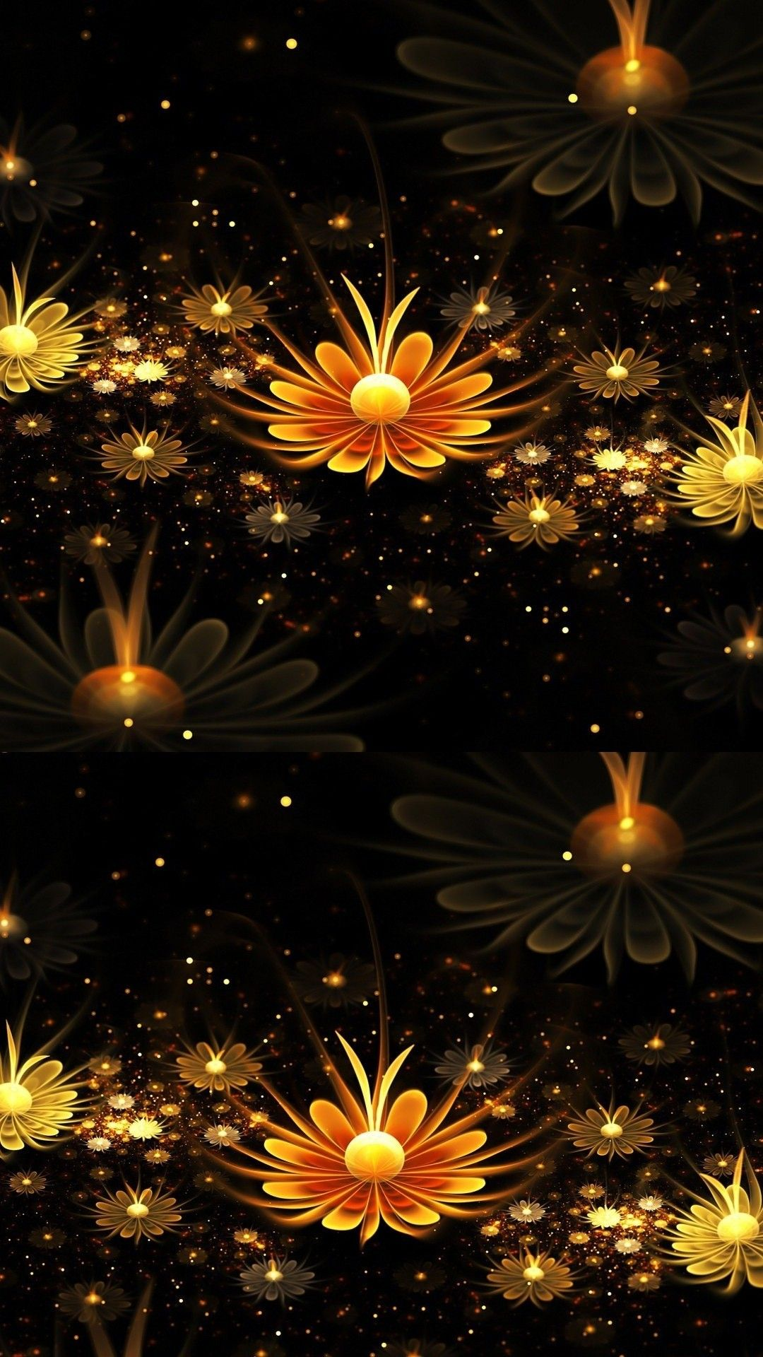 3D Flower Wallpaper For Mobile Android - 2018 Cute Screensavers