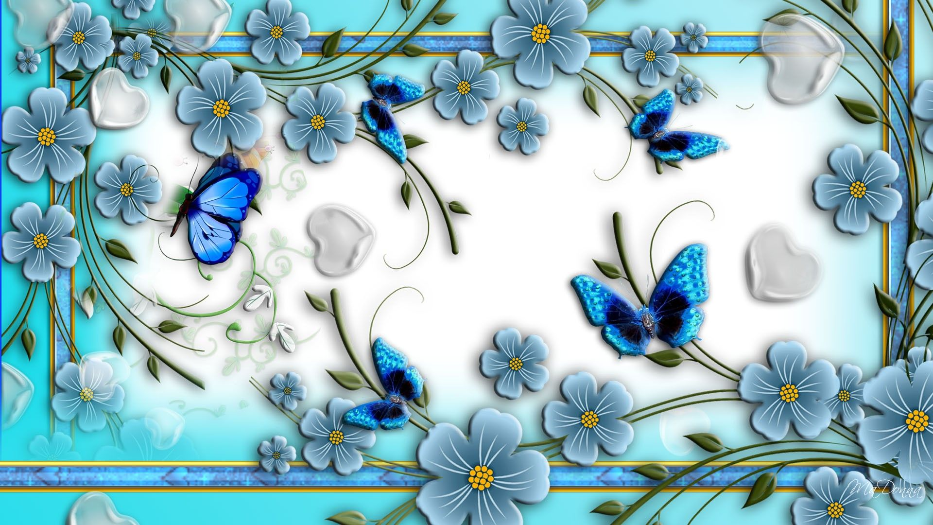 Abstract Butterfly HD #Wallpaper - HD Wallpapers